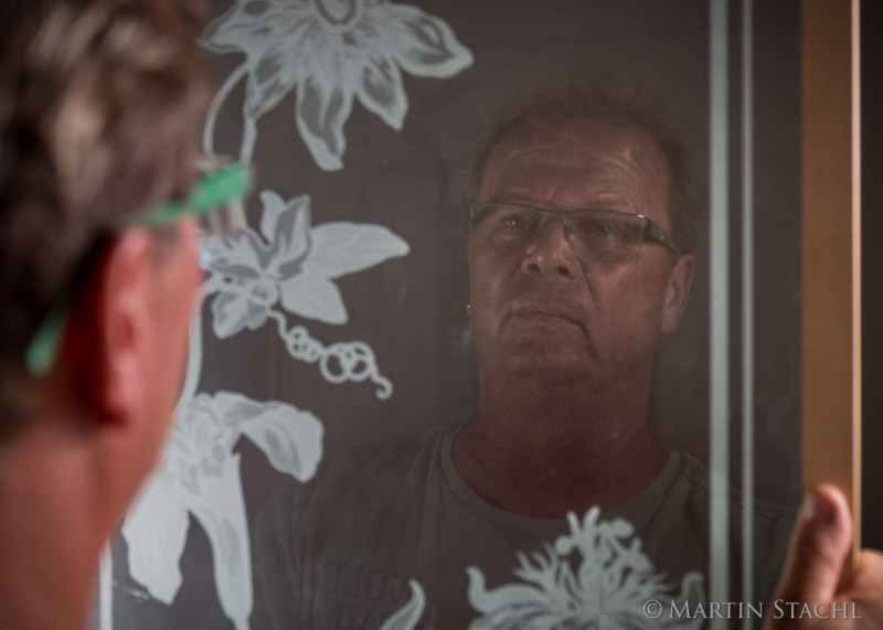 Der letze Glasätzer Österreichs